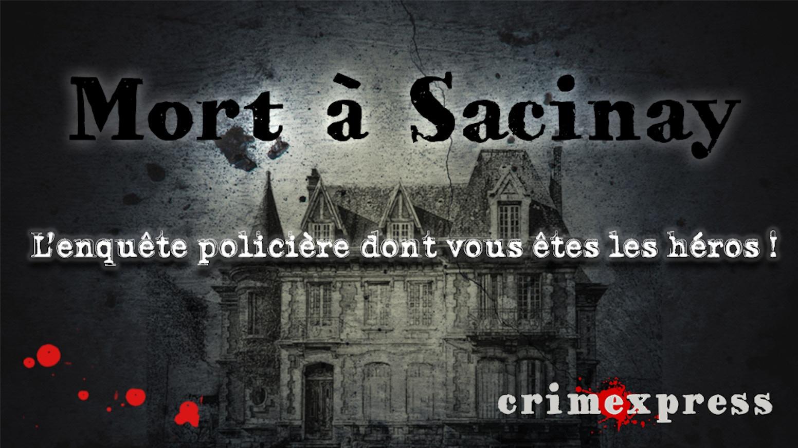 Une enquête policière scénarisée, illustrée & entièrement imprimée (jeu pour 6-7 joueurs). Découvrez qui est le meurtrier parmi vous !