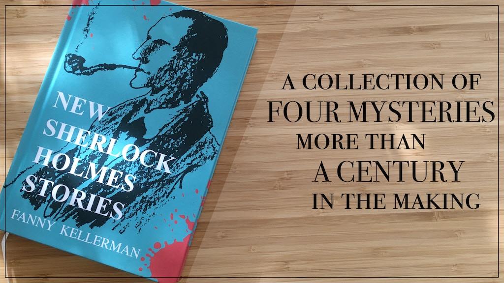 New Sherlock Holmes Stories project video thumbnail