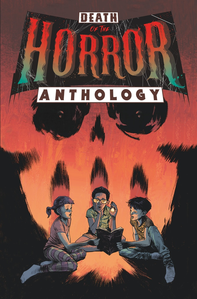 Cover by Adam Gorham, Josh Hixson and Tim Daniel