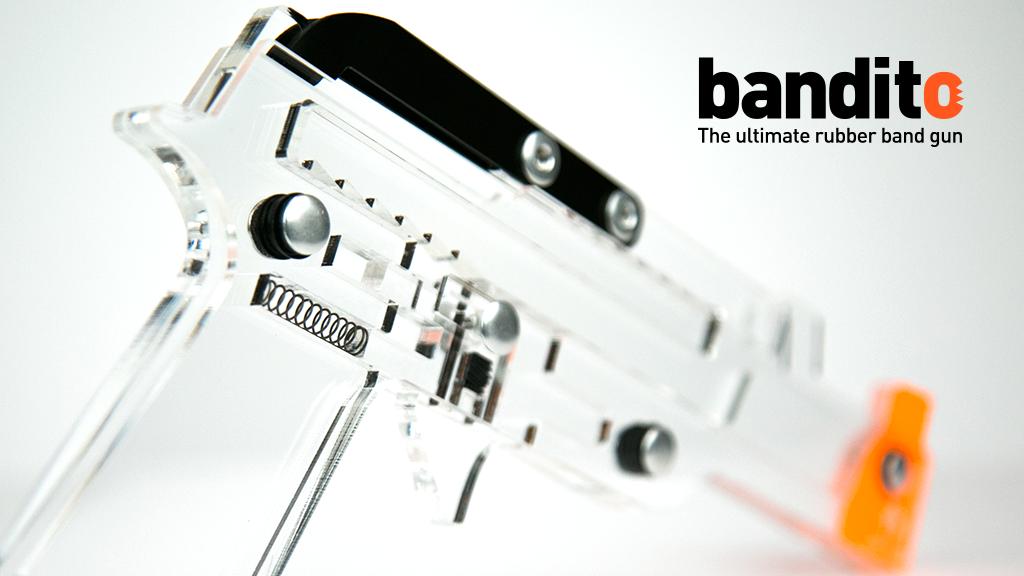 Bandito: Ultimate Rubber Band Gun project video thumbnail