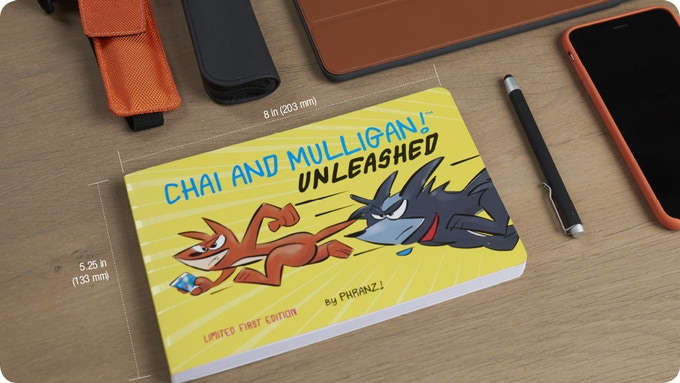 Chai and Mulligan!™ Unleashed