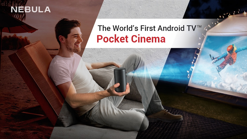 Nebula Capsule II: World's First Android TV™ Pocket Cinema project video thumbnail
