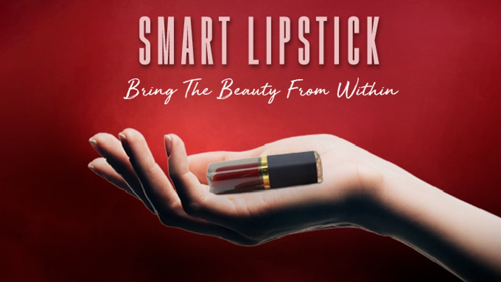 Vibease: Smart Lipstick, the world's first AI vibrator project video thumbnail