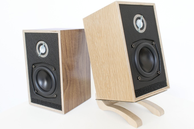Little British Monitor MKII - Reference Micro Speaker System