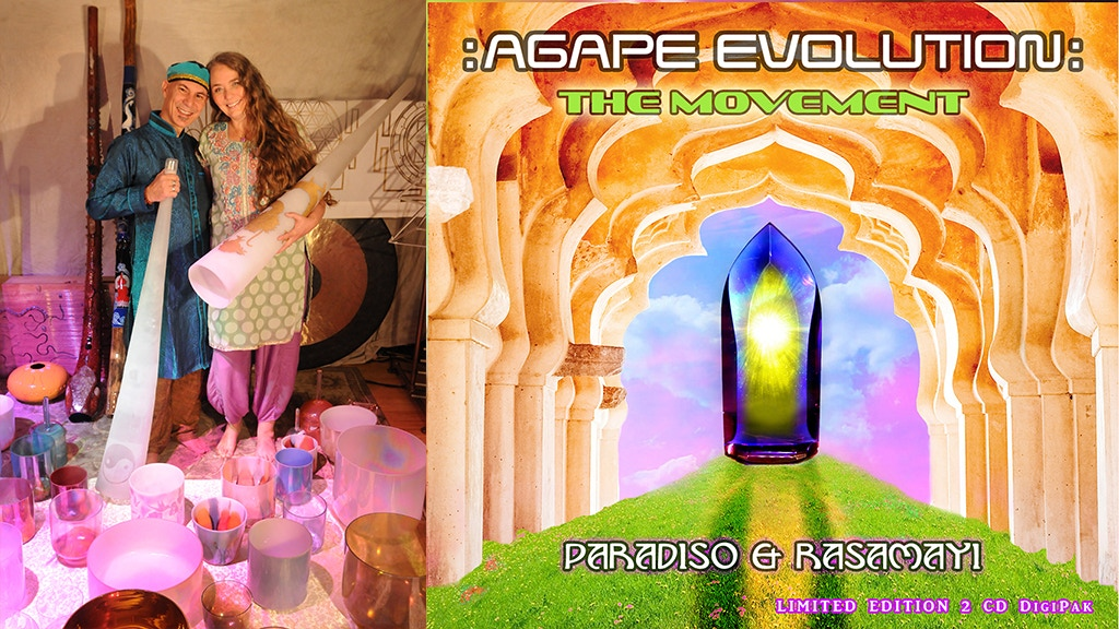 Agape Evolution: The Movement project video thumbnail