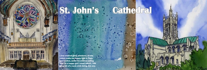 St. John's Cathedral Spreads