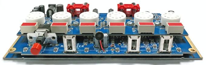 PCBs mounted (but still without heatsink)