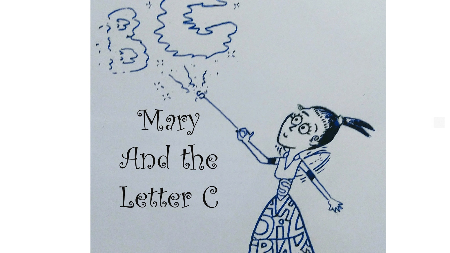 Mary and the Letter C