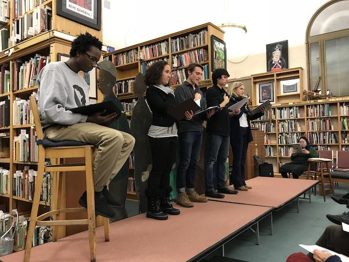 CCTA 2017 event organized by Full Circle Theatre Company, Saint Paul, MN.