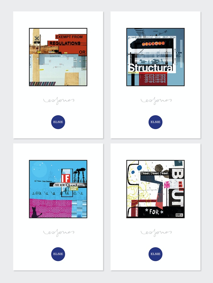 Rewards 2-7 : Examples of Signed A4 Random Illustration Prints - which will you get?