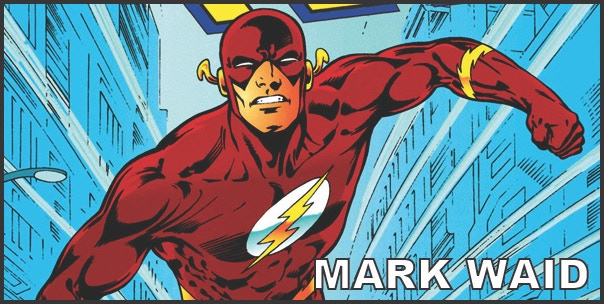 Mark Waid (Daredevil, Captain America)