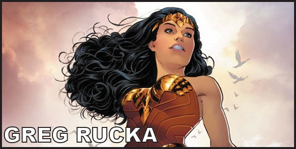 Greg Rucka (Lazarus, Queen & Country)