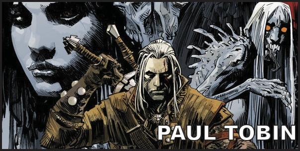 Paul Tobin (Colder, Bandette)