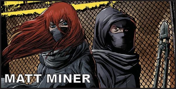 Matt Miner (Toe Tag Riot, Gwar: Orgasmageddon)