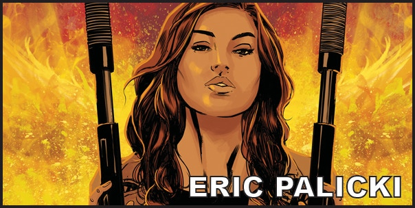 Eric Palicki (Fake Empire, Guardians of Infinity)