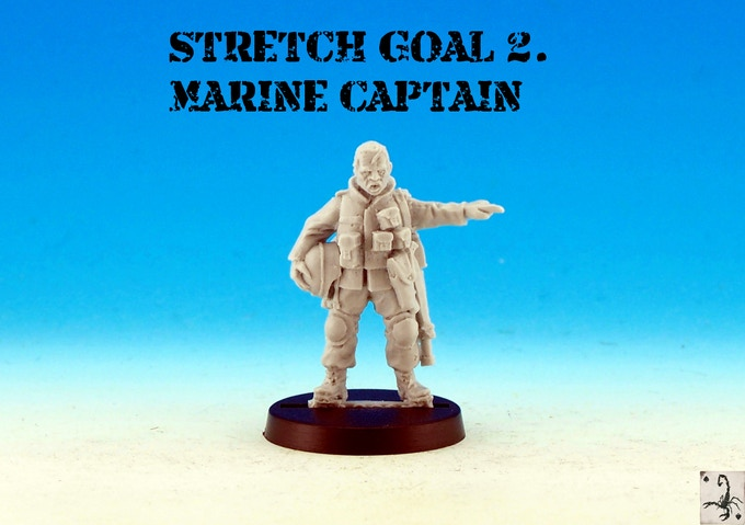 MARINE CAPTAIN
