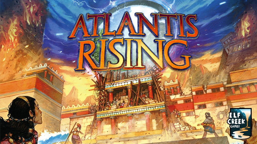 Atlantis Rising: The Cooperative Worker Placement Game project video thumbnail