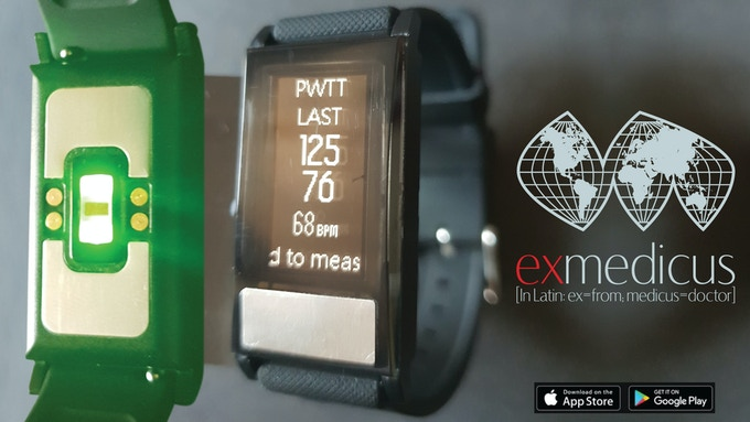 WORLD'S First Health Smartwatch With Breakthrough Technology