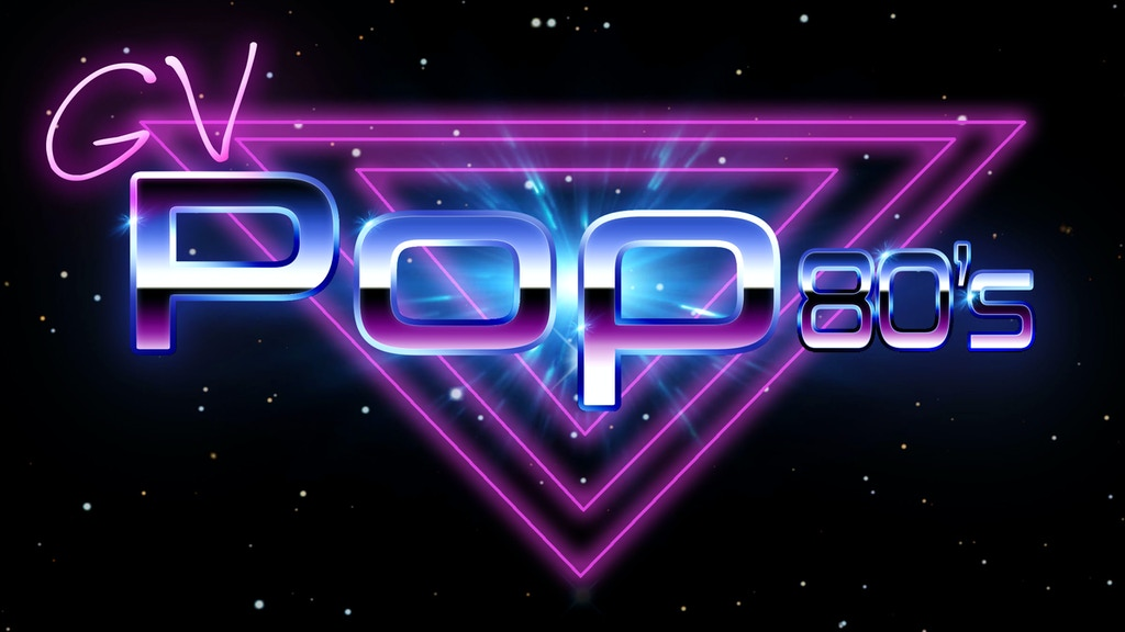 GV Pop 80's project video thumbnail