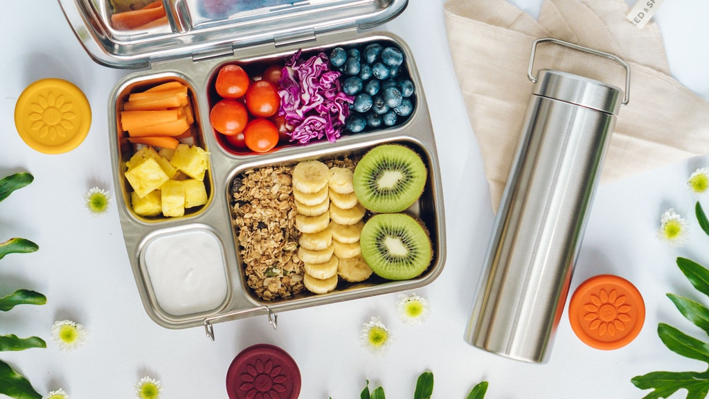 Crunchbox A Plastic Free Fuss Free Lunch Box By Sophie