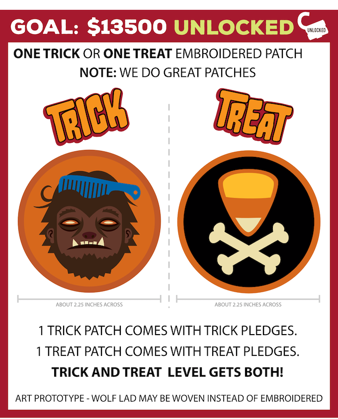 Patches Unlocked