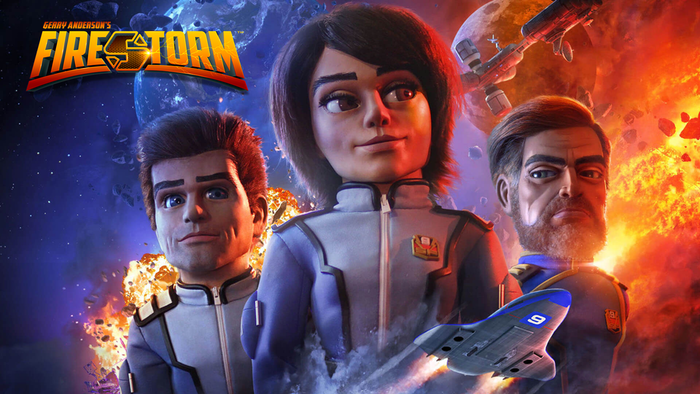 Continuing the work of Gerry Anderson, Firestorm is a new science fiction series utilising puppetry, miniatures and practical effects!