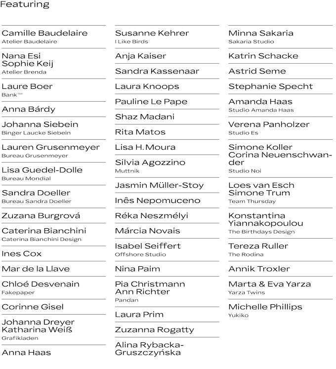 The Contributors