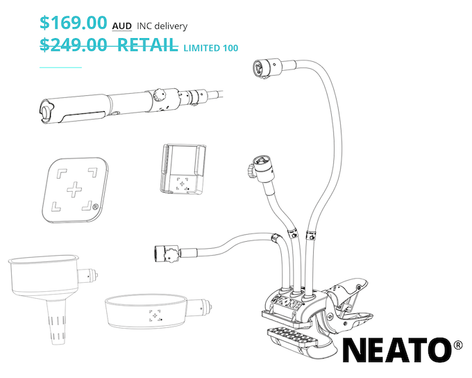 NEATO® The worlds most innovative tool management system