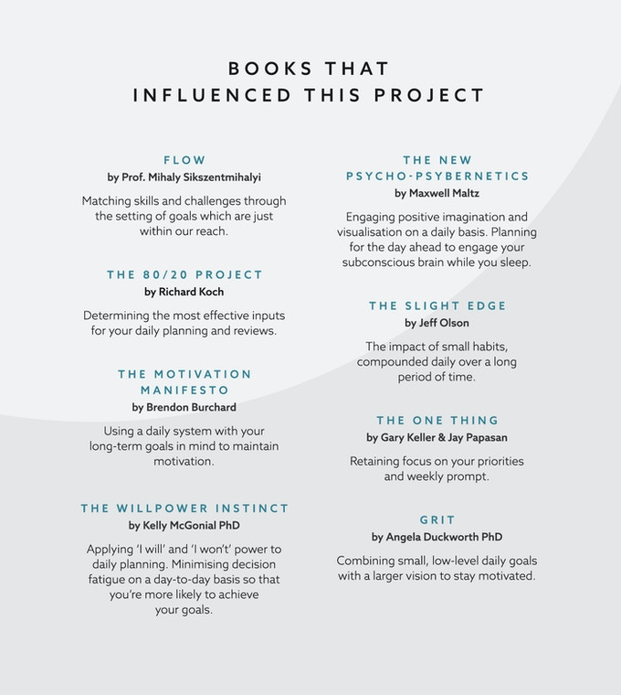 Authors & Academics that have influenced this project.