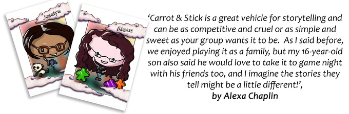Game Review by Alexa Chaplin for Everything Board Games