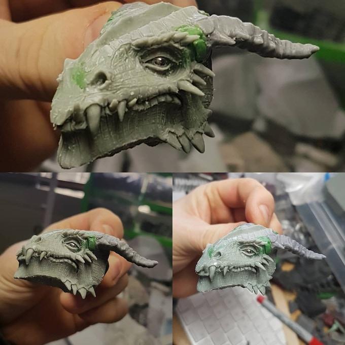 dragon head tome 8