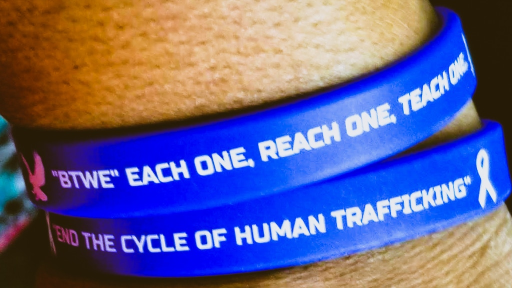 Project image for END THE CYCLE OF HUMAN TRAFFICKING