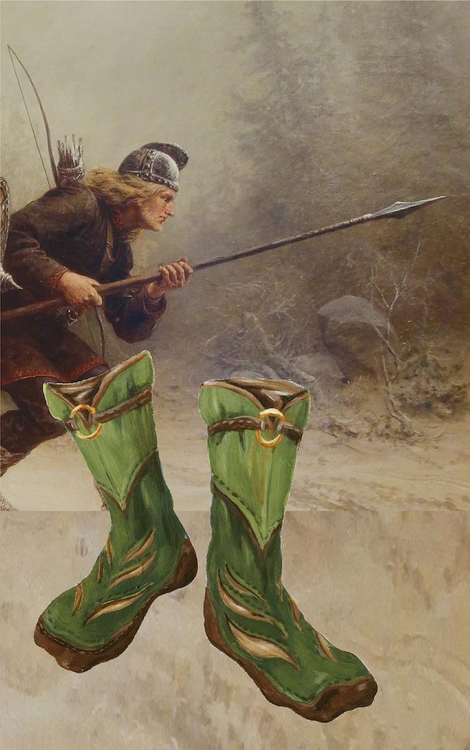 Socks of Elvenkind
