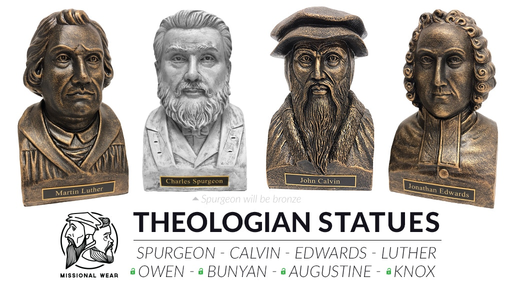 Theologian Statues project video thumbnail