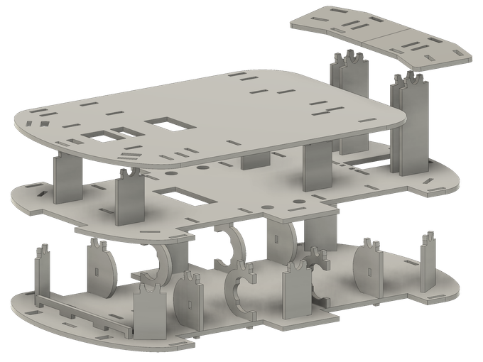 Custom Manufactured Snap Connector Pieces