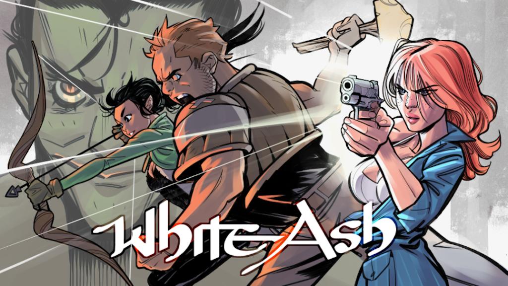 White Ash #1-4 project video thumbnail