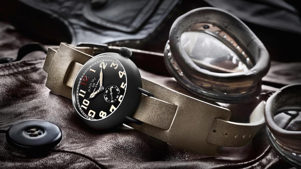 Swiss Movement Military Pilot Watch : the Montre D'Aviateur project video thumbnail