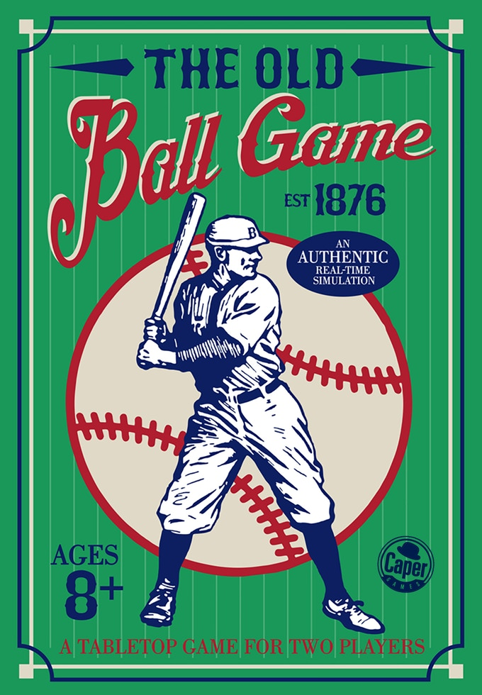 The Old Ball Game by Caper Games — Kickstarter