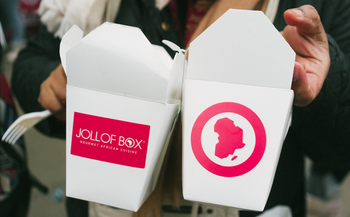 Our Friends @ Jollof Box are Crowdfunding a shop too!
