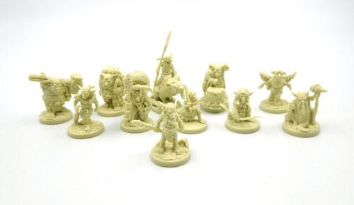 Resin Rock Goblins