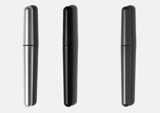 Silver & Black Alu + Ti models