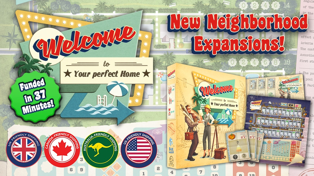 Welcome to... Second Printing + New Neighborhood Expansions project video thumbnail
