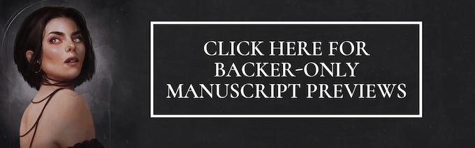 Clique aqui para acessar a atualização do Backers-Only com links de sneak peek do manuscrito.