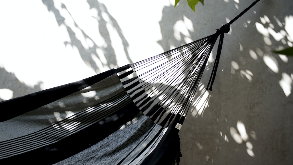 The Hula Hammock, tradition with a chic twist. project video thumbnail