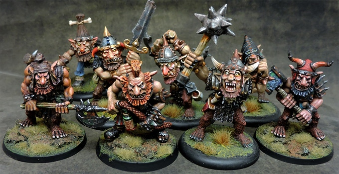 All the bugbears !!