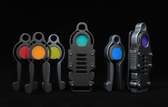 These glow in the dark inserts aren't the only customization options.  Keep reading to learn more.