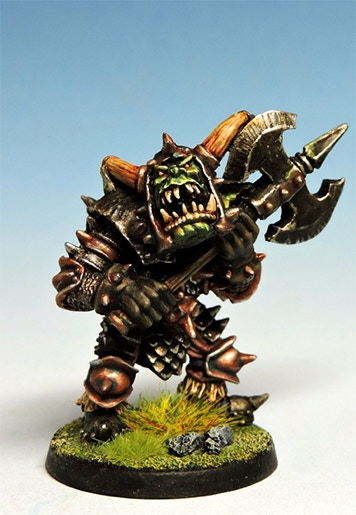 Original Iron Orc boss