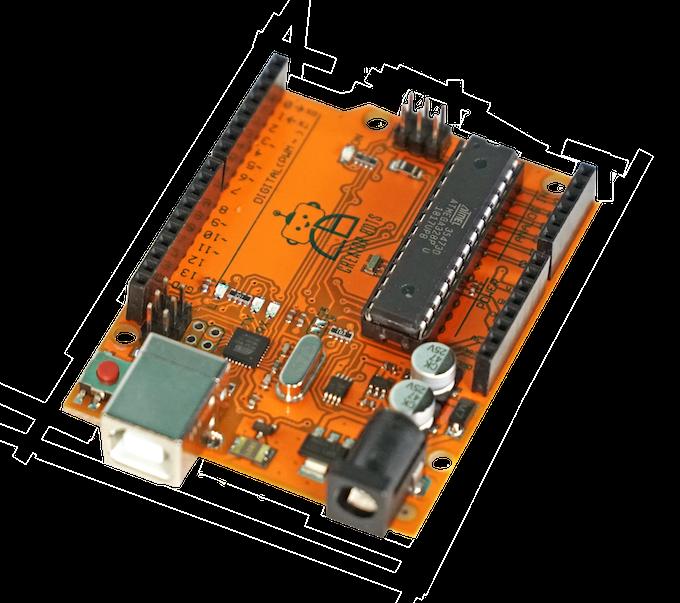 Custom Manufactured Creator Bot Arduino