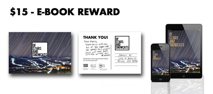 Receive this E-Book Reward with a pledge of $15 or more