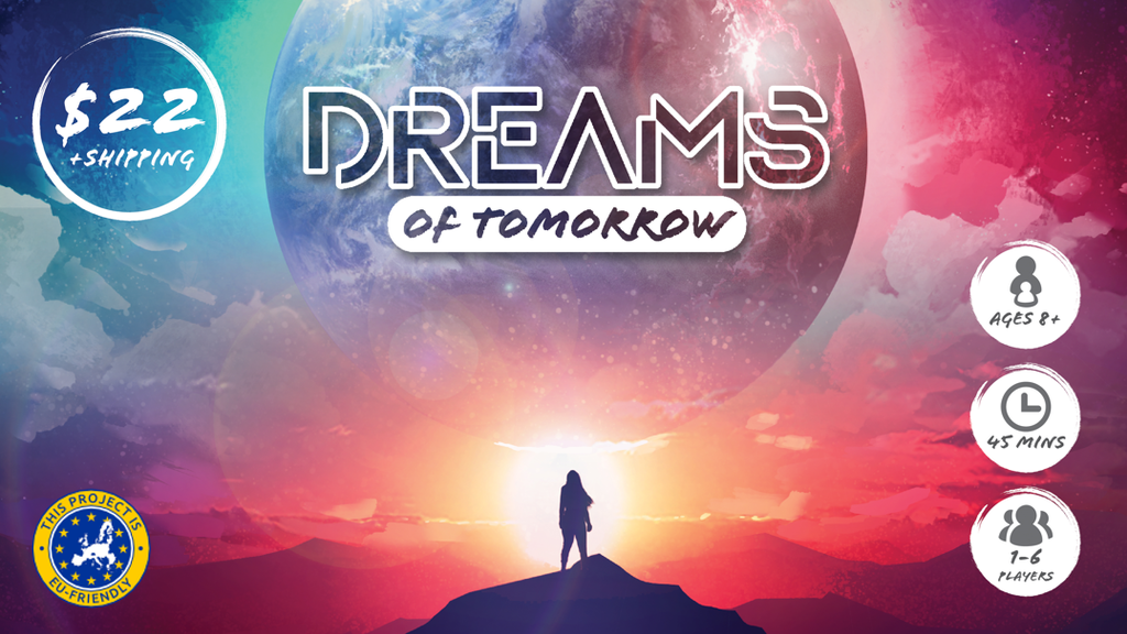 Dreams of Tomorrow project video thumbnail